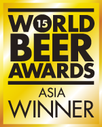 WORLD BEER AWARDS ASIA WINNER